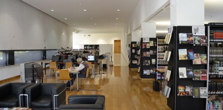 Biblioteca Municipal de S. Domingos de Rana