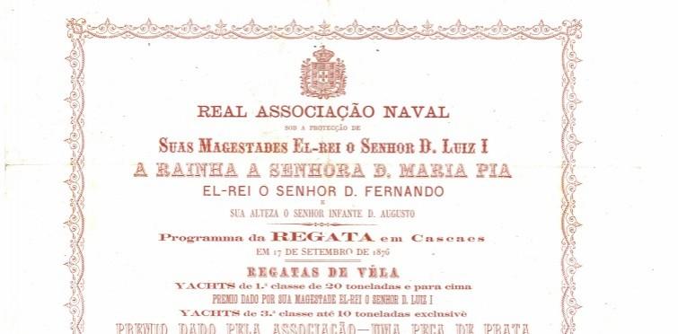 Fundo Associação Naval de Lisboa