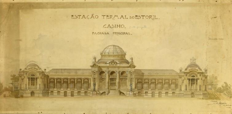Arquivo Arquiteto Silva Júnior   Casa do Alentejo