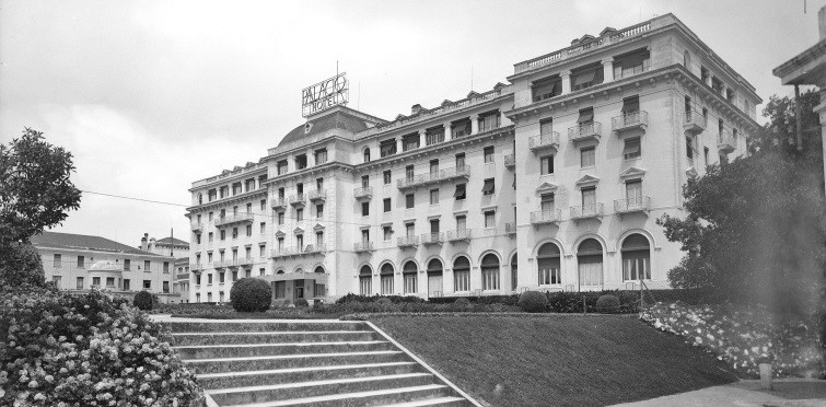 Hotel Palácio| Estoril, meados do século XX