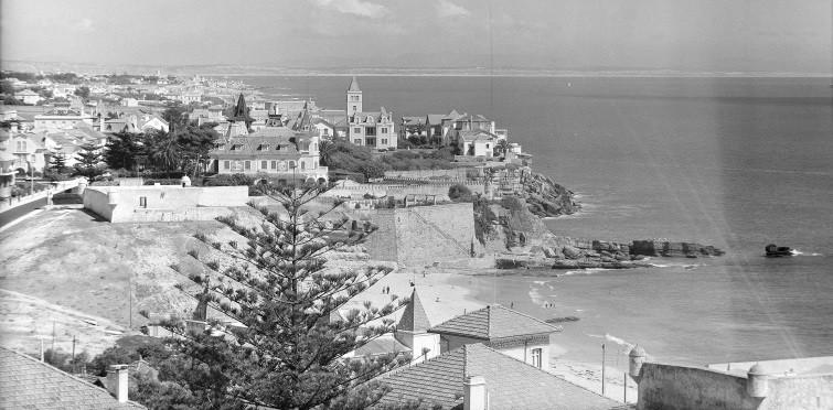 Poça e S. João do Estoril, meados do século XX