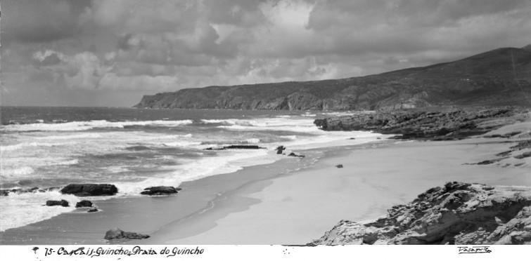 Praia do Guincho | meados do século XX