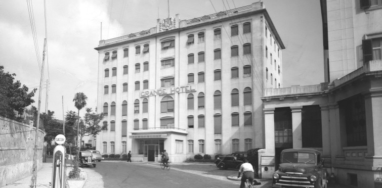 Grande Hotel| Monte Estoril, meados do século XX