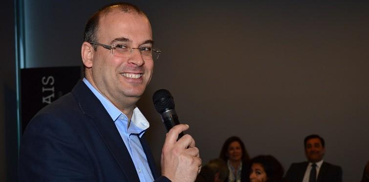 Francisco Carreiro, chefe de Divisão de Promoção e Emprego da Câmara de Cascais.