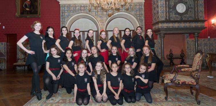 Grupo de danças tradicionais irlandesas