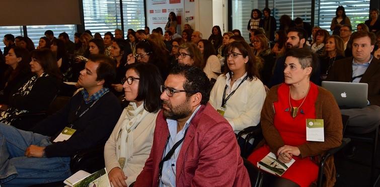 Mais de 70 representantes de várias instituições/parceiros do concelho e nacionais estiveram presentes na sessão, que teve lugar na DNA Cascais.
