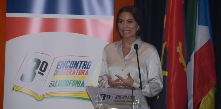 """Liliana Santos, atriz e modelo, é a embaixadora da Fundação """"O Século"""""""