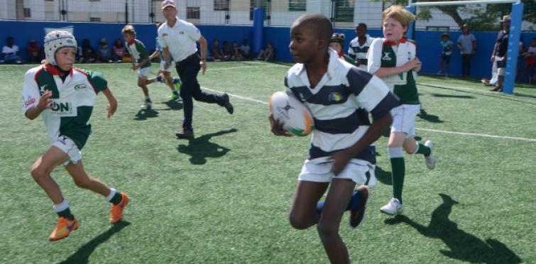 Escolinha de râguebi da Galiza: 174 atletas federados
