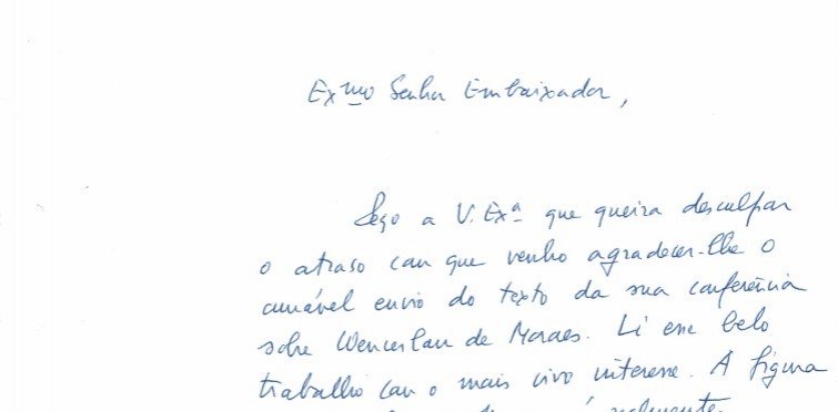 Coleção Embaixador Armando Martins Janeira