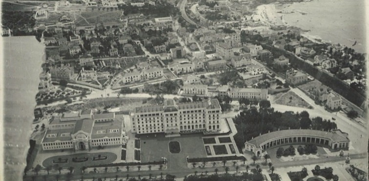 Fundo Hotel Palácio