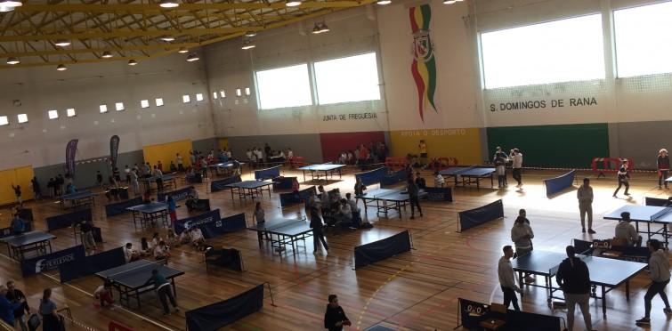 CASCAIS PONG - Torneio Concelhio de Ténis de Mesa