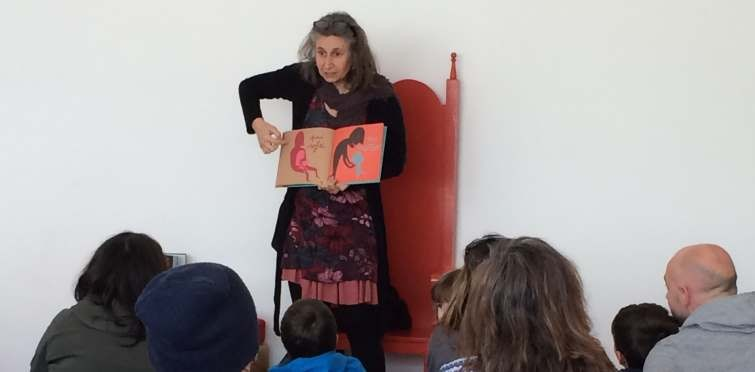 Contos à Solta | Antonella Gilardi