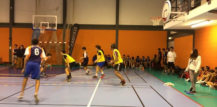 CASCAIS BASQUET 3x3 - Torneio Concelhio de Basquetebol