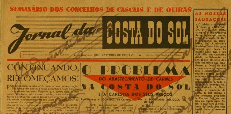 Fundo Jornal da Costa do Sol