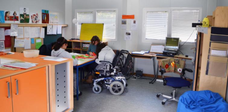 OP13 - Sala terapêutica Snoezelen na Escola Pereira Coutinho