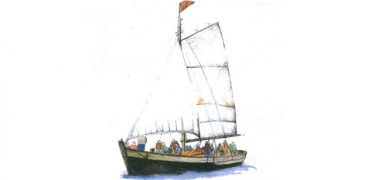 """""""Estou para Ver"""" em ilustração de aluno da Escola Secundária de Cascais"""