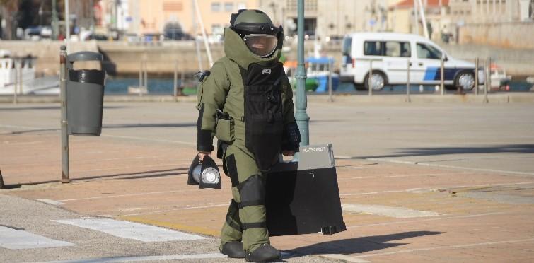 Exercício de Segurança ISPS 2016