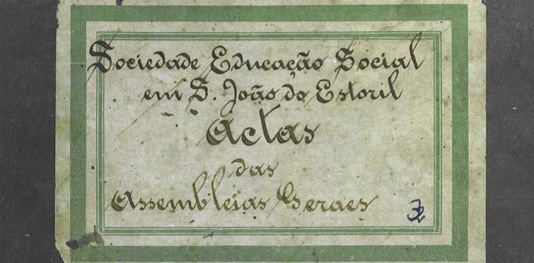 Fundo Sociedade de Educação Social de S. João do Estoril