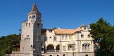 Cultura | Museu Condes de Castro Guimarães - exterior