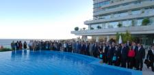 Foto de grupo - Delegações participantes