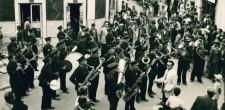Desfile do Círio de Almoçageme, 1945 | Cascais