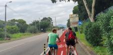 Implementação da Rede Ciclável Estruturante Concelhia | Av. da República