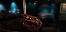 Consolidação pontual de carranca de madeira policromada | Museu do Mar – Rei D. Carlos