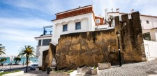 Troço da antiga muralha do castelo de Cascais | Cascais