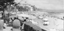 Praia do Tamariz   Estoril, meados do século XX