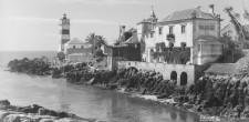 Casa de Santa Maria e Farol de Santa Marta | Cascais, meados do século XX