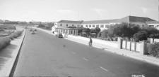 Avenida Marginal junto à Colónia Balnear Infantil de O Século| S. Pedro do Estoril, meados do século XX