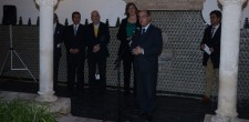 Presidente da Câmara de Cascais, Carlos Carreiras, durante a cerimónia