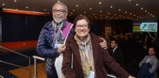 Os escritores brasileiros Eliana Yunes e Clovis Levi estão em Cascais para participar no 3º Encontro de Literatura Infanto-Juvenil da Lusofonia