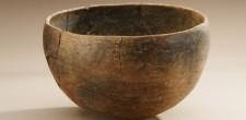 Taça de cerâmica | Gruta II de Alapraia