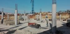 Estrutura em construção (Dez.2016)