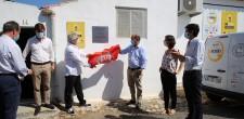 Refood Cascais recebe sistema solar para autoconsumo e nova viatura